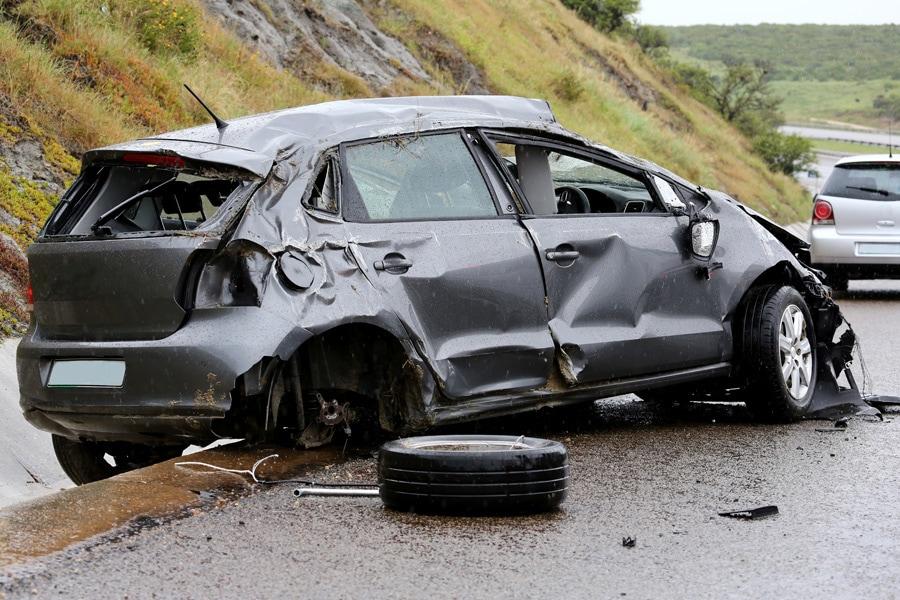 Skup aut po wypadku od rocznika 2010 Choczewo